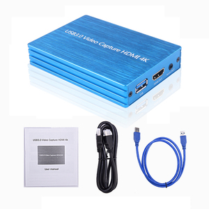 Image 3 - 4K HDMI To USB 3.0 Video Capture Card Dongle 1080P 60fps HD Video Recorder Grabber For OBS Capturing Game Game Capture Card Live