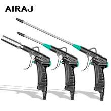 ฝุ่น Blow ระเบิด Blow Gun Blow Air ปืนแรงดันสูงนิวเมติกเป่าฝุ่นคว้าเครื่องมือ Air ปั๊มปืนโลหะ Blow ปืนโรงงานฝุ่น