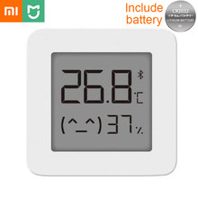 Xiaomi Mijia Bluetooth Thermometer 2 Electric Humidity Smart Home Wireless Hygrometer LCD Digital Moisture Thermograph