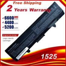 Batterie X284g pour ordinateur portable, pour Dell GW240 297 M911G RN873 RU586 XR693, pour Dell Inspiron 1545 1525 1526