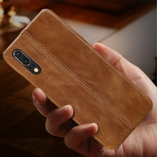 P30 Genuine Leather Case For Huawei Pro Lite Real Back P20 Mate 9 10 20 Rs Cover