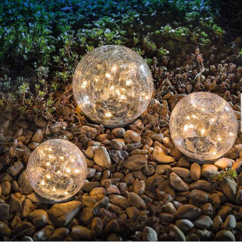 Outdoor Solar Light Garden LED Lights Waterproof Buried Bottle Lamp