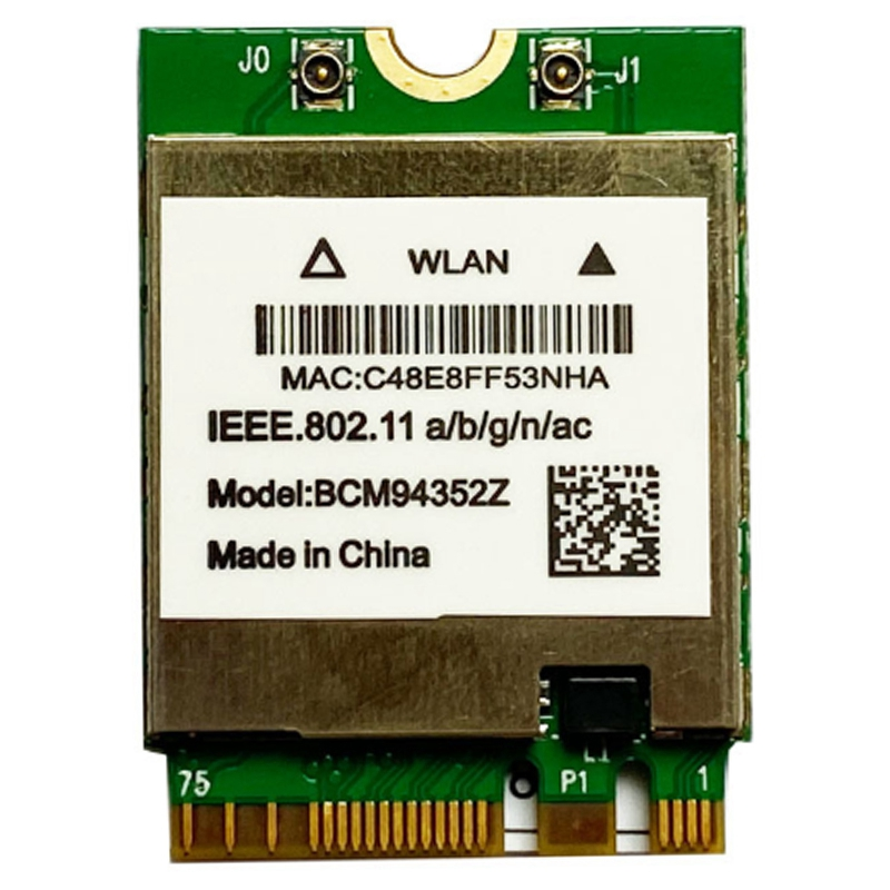 Inalámbrico Hackintosh Bcm94352Z Bcm94360Ng tarjeta WiFi Ngff M.2 1200 Mbps Bluetooth 4,0 Ngff 802.11Ac adaptador WLAN Dw1560 Celular 3G xgody-p30, pantalla de 6 pulgadas, so Android 9,0, 2GB RAM, 16GB ROM, CPU MTK6580, Quad Core, Dual Sim, cámara de 5,0 MP, batería de 2800mAh, soporte GPS y WiFi