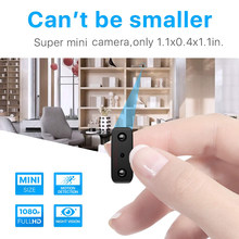 Mini Camera XD IR-CUT Smallest Full HD 1080P Home Security Camcorder Infrared Night Vision Micro cam DV DVR Motion Detection