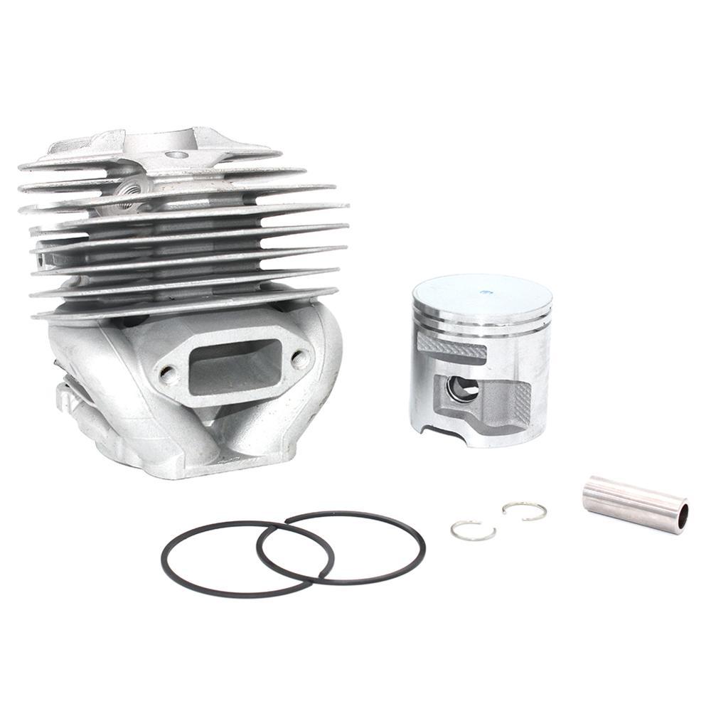 Cylinder Piston Kit 51mm for Husqvarna 576XP 576XP EPA 570 II 575257406 544367404 544367402