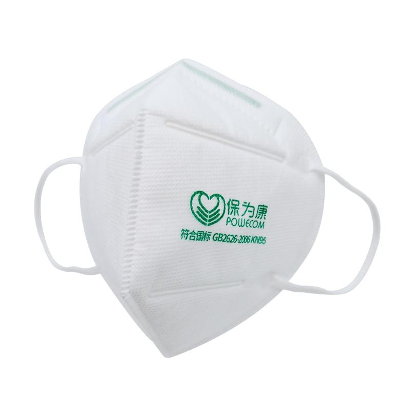 POWECOM KN95 Masks Respirator Protective Mouth Masks Reusable KN95 Masks Face Mouth Masks 3