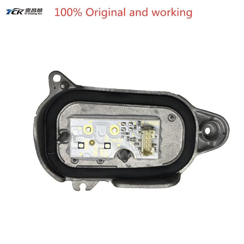1X YCK 8R0.941.476 B 8R0.941.475 B Q5 Left & Right Headlight LED DRL Daytime Running Light Module 8R0941476B 8R0941475B