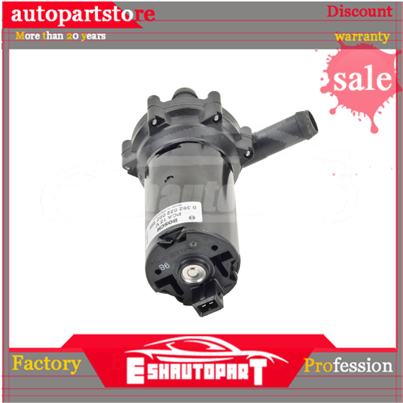 For Beetle Golf Passat 1.8 L4 Engine Auxiliary Water Pump <font><b>0392020024</b></font> image
