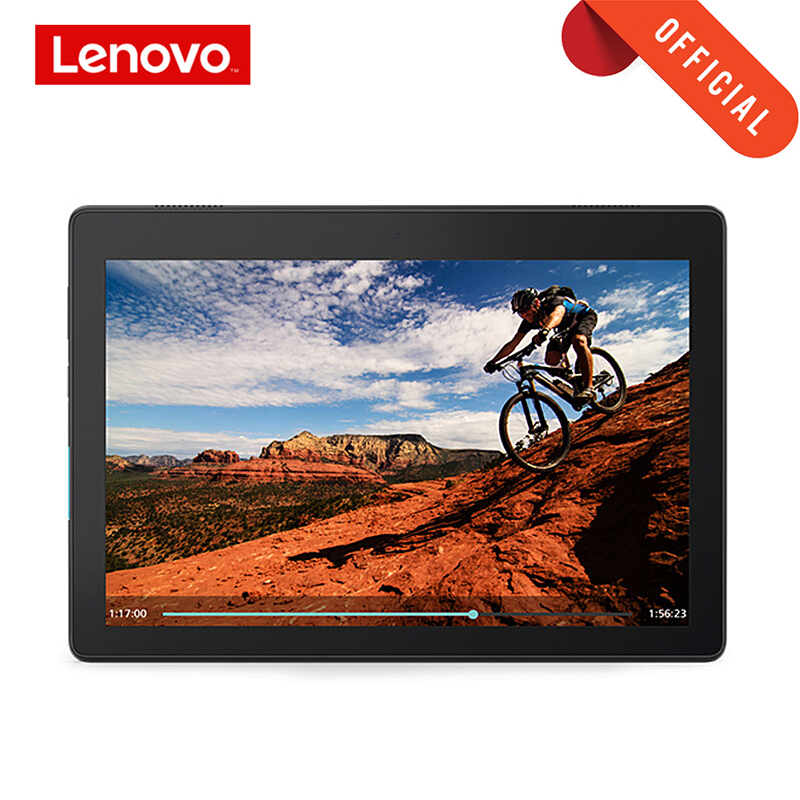 "Lenovo Tablet 10.1 ""HD Screen 2GB 16GB Dual Camera Computer Tablet Dual Stereo Dolby Sound Effect 4850mAh Android 9.0 Wi-Fi"