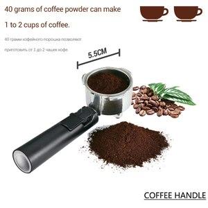 Image 4 - 1.6L אספרסו חשמלי קפה מכונת אקספרס חשמלי קצף מכונת קפה חשמלי חלב מקציף מטבח מכשירי חשמל 220V Sonifer