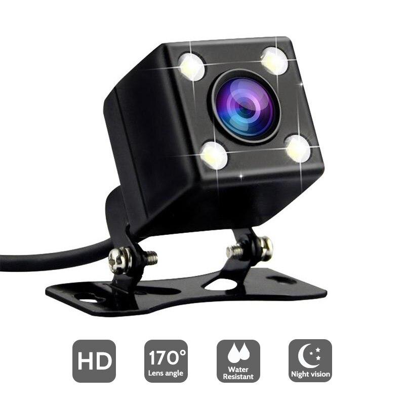 Kamera cofania HD Night Vision tylna kamera samochodowa z diodami LED kąt widzenia 170 stopni kamera parkowania bez linii prowadzącej