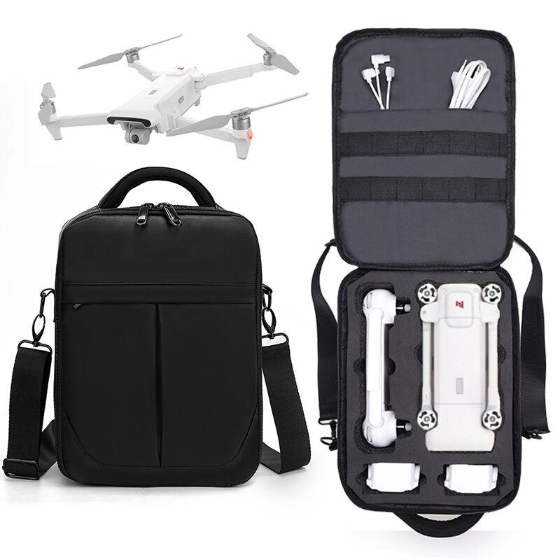 New Upgraded Storage Bag Travel Case Carring Shoulder Bag For Xiaomi FIMI X8 SE Handheld Carrying Case Bag Waterproof