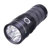 Sofirn SP36 BLF Anduril 4x Sumsung LH351D 5650LM Anduril Flashlight Driver Multiple Operation Super Bright 18650 Flashlight