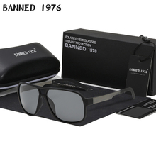 2019 Brand Sunglasses original box cool Men Polarized Fashio
