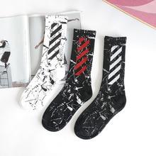 New Fashion Street Hip Hop Socks Harajuku Street Hip Hop Socks