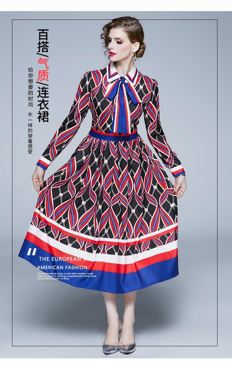 dress women vintage fall dress girl tendency clothing Vacation Autumn long sleeves dresses brazil boho dress boho sequin dress 8
