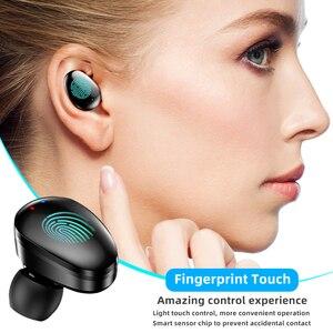 Image 5 - TWS Wireless Earphones Wireless Earbuds Earphones Mini Waterproof Headfrees with 2200mAh Power Bank For All Phone