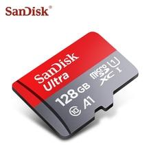 100% Original SanDisk tarjeta Micro SD de Clase 10 De 256GB 200gb 128GB 32GB 64GB tarjeta de memoria de 16GB usb flash tarjetas microsd mini TF tarjeta