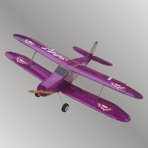 Image 1 - אור עץ כנף קבועה שלט רחוק מטוסי מודל מטוסי דגם טיסנים חשמליים אשור 7
