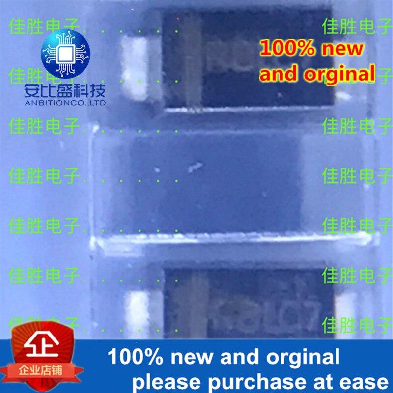 50pcs 100% New And Orginal RS1BL 1A100V SMAF Silk-screen RBL In Stock