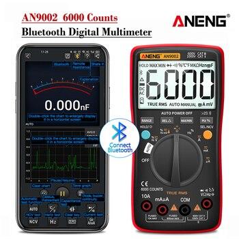 ANENG AN9002 multimetro digital profesional polimetro tester digital multimeter profesional multímetro digital...