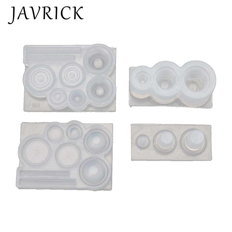 Handmade Mini Hollow Milk Bottles Cup Straw Silicone Resin Molds Craft Tools in Jewelry Tools Equipments from Jewelry Accessories