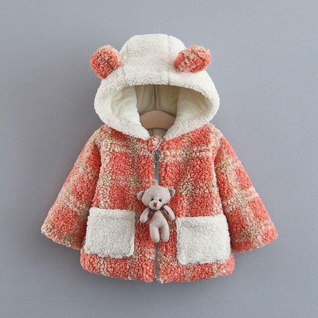 Baby Coat Long Sleeve...