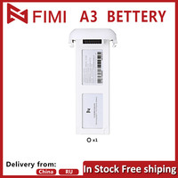 FIMI-Batería de Li-ion recargable para Dron, recambios de batería originales para cuadrirrotor RC 11,1 V 2000mAh 3S A3, accesorios para Dron