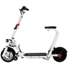 Electric Bicycle Folding Two-Wheels Adults 10inch 350W Full 48V for Portable