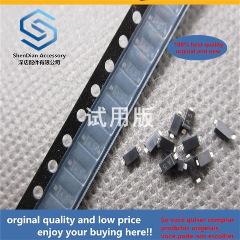 50pcs 100% Orginal New Best Quality 1N4005 SM4005PL A5 1A600V SOD-123FL 1206 Volume Patch Rectifier Diode