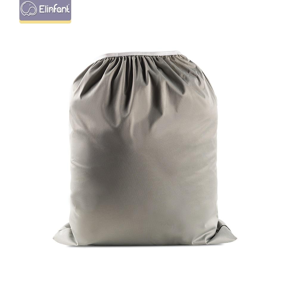 elinfantil 60 70 cmlarge pendurado molhado seco saco de balde para fralda de pano insercoes fralda