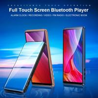 M9 HIFI Video Mp3 Full Touch Screen MP3 Player Full Video English Dictionary Long Standby MP5 Student MP3 Player Bluetooth