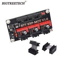 Bigtreetech btt exp mot v1.0 driver módulo de expansão para skr v1.4 turbo skr pro skr v1.3 placa-mãe 3d peças de impressora