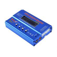 Imax B6 Ac Rc Lader 80W Batterij Balance Charger Digitale Lcd scherm Li Ion Nimh Nicd Lipo Batterijontlader