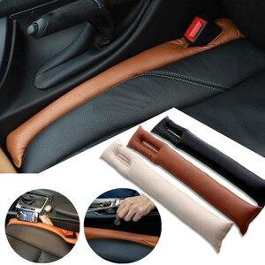 Car Vehicle Seat Hand Brake Gap Filler Pad For audi a4 b7 bmw e39 bmw serie 1 mazda 6 fiat 500 peugeot 406 accessories(China)