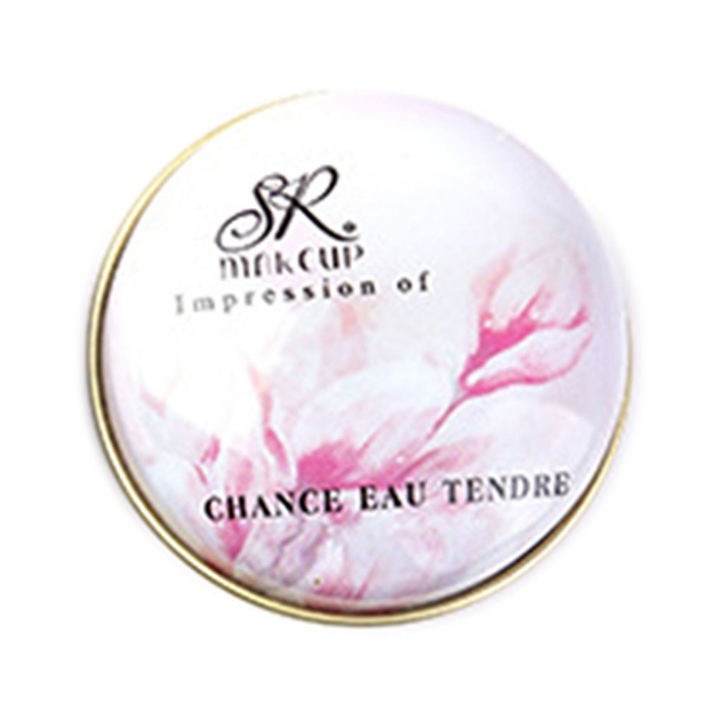 Small Size Portable Solid Fragrances Long Lasting Women Beauty Parfum Deodorant Body Fragrant Ointment