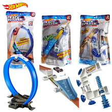 Hot Wheels Car Track Builder Extend Toys for Boys Hotwheels Car Carro Track Expansion Accessories Toys for Children