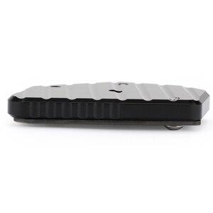 Image 5 - Artudatech עבור סוזוקי DL V STROM 650 Kickstand הארכת צלחת רגל צד Stand להגדיל DL650 VSTROM 650 2012 2019 אביזרים