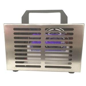 Image 5 - Tragbare Ozon Generator 220V 24g ozonisator Luft Reiniger Sterilisation Reinigung Ozono Generator Deodorant Desinfektion ausrüstung