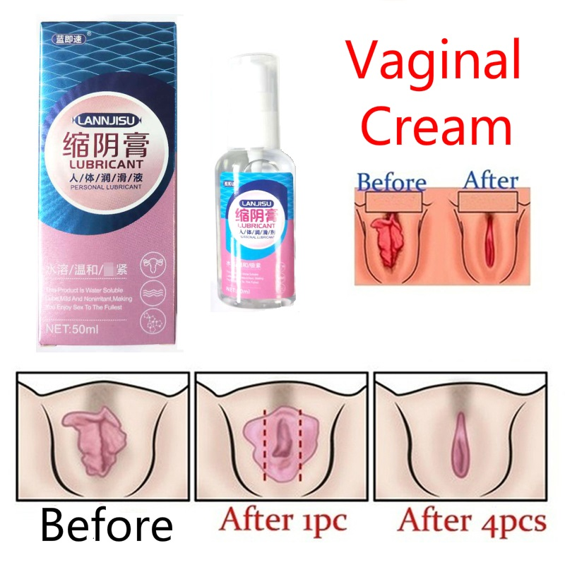 50ml Tightening Gel Vaginal Cream Tighter For Women Sexy young Virgin Again Cream Make Him Feel higt