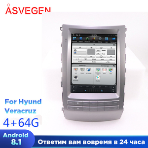 PX6 Android 8.1 Car Audio Player ForHyun