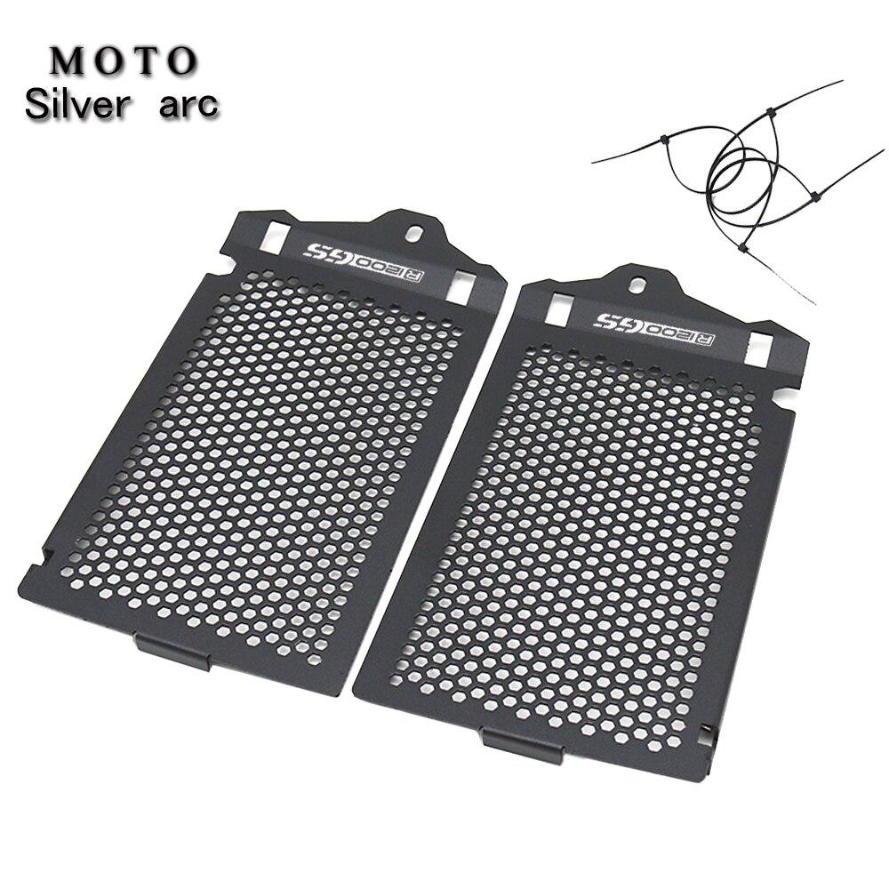 Akcesoria do motocykli CNC ochrona chłodnicy ochronna maskownica do BMW R 1200 GS 1200GS R1200GS LC Adventure ADV 2013-2018 17