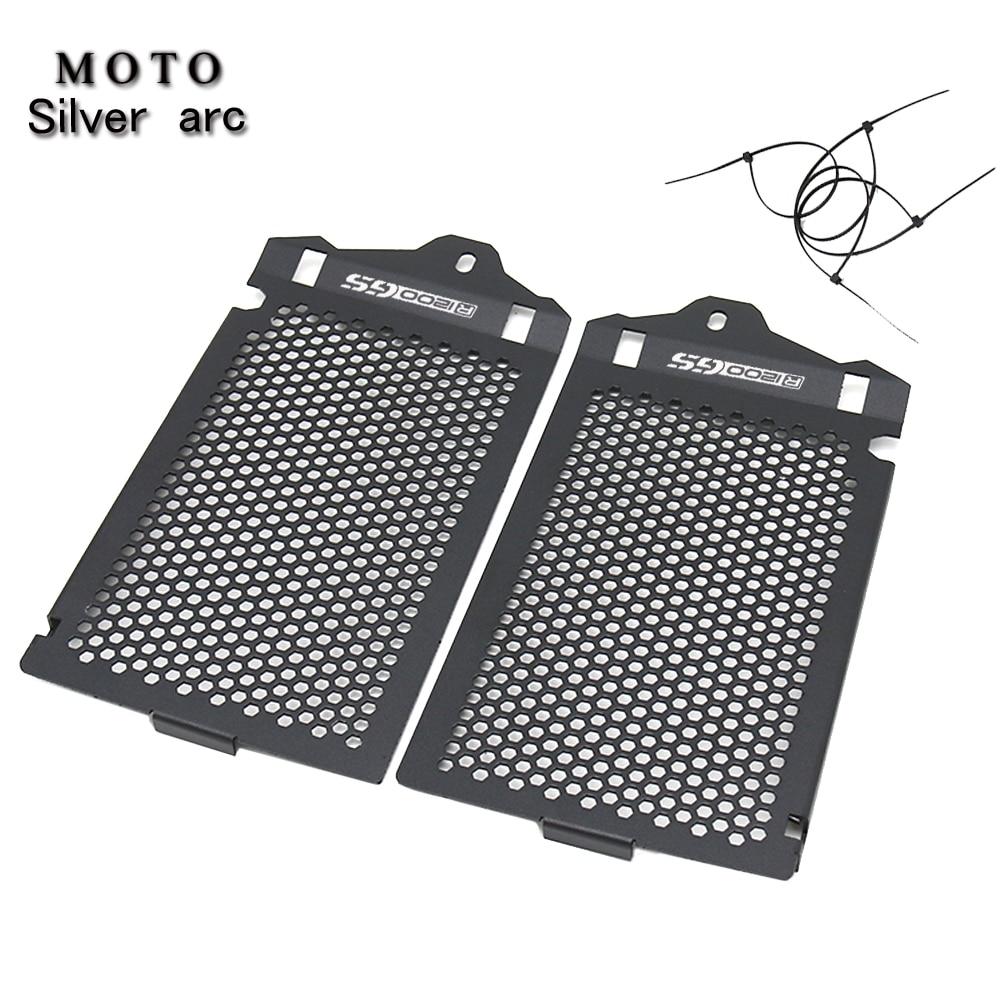 CNC motocykl akcesoria chłodnicy ochrony ochronnych maskownica do BMW R 1200 GS 1200GS R1200GS LC Adventure ADV 2013-2018 17