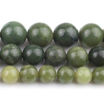 Bracelet Jade Vert Pierres Naturelles 5