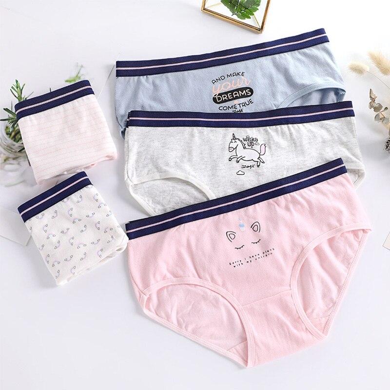 L-XL, хлопковые трусы, сексуальные трусики, бесшовное нижнее белье, женское нижнее белье с принтом, трусы с низкой талией, женские модные удобн...