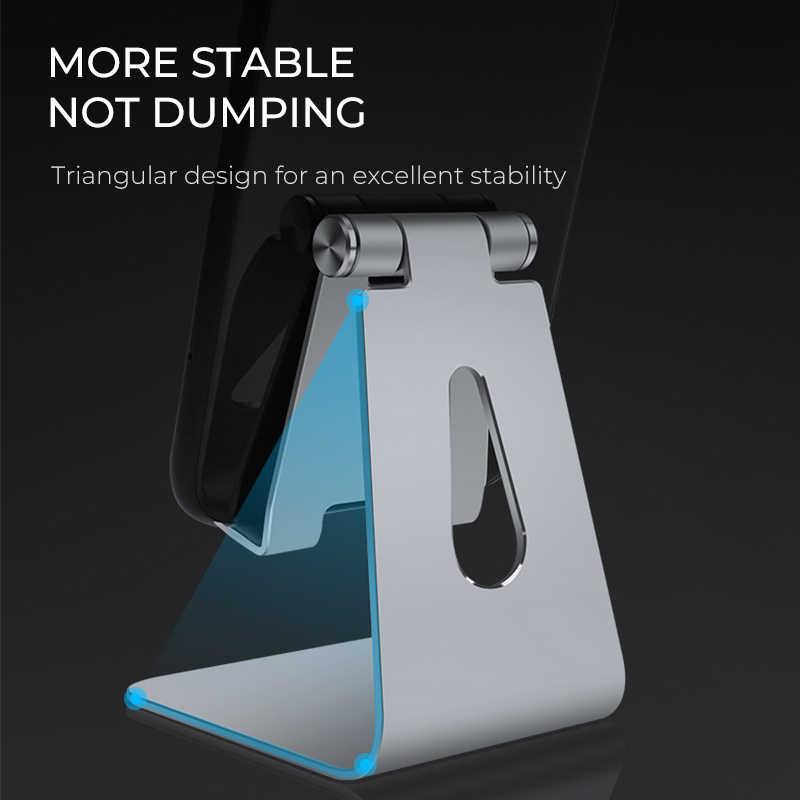 Amzish Universele Mobiele Telefoon Houder Stand Voor Iphone Desktop Ondersteuning Tablet Mobiele Telefoon Stand Voor Samsung Huawei Xiaomi