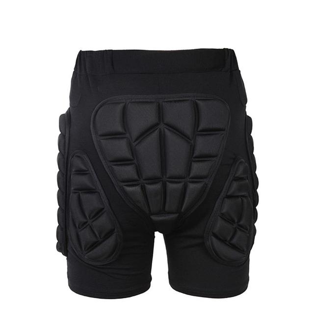 Outdoor Total Impact Hip Pad Protective Shorts Light Snowboard Ski Skating Hip Protection Padded Sports Gear Unisex 2