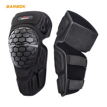 WOSAWE Motorcycle Knee Protector Reflective Snowboard Roller Motorcross Riding Brace Guard Hockey Protective Gear Knee Armor