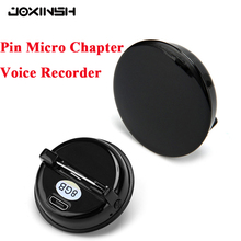 цена на 8GB Portable Sound Recording Digital Audio Voice Recorder Professional Mp3 USB Flash Drive Micro Chapter Mini grabadora de voz