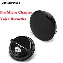 8 gb portátil gravação de som gravador de voz áudio digital profissional mp3 usb pen drive micro capítulo mini grabadora de voz